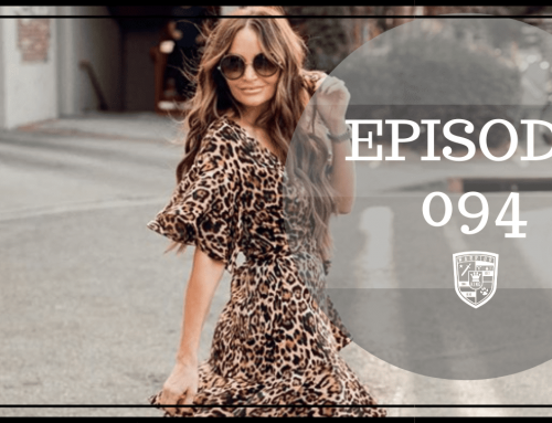 Big Money Stylist Podcast Episode #94: Get Out of the Bleachers & Onto the Court