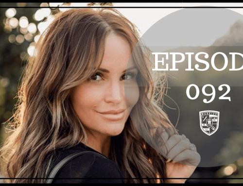 Big Money Stylist Podcast Episode #92: Progression Over Perfection